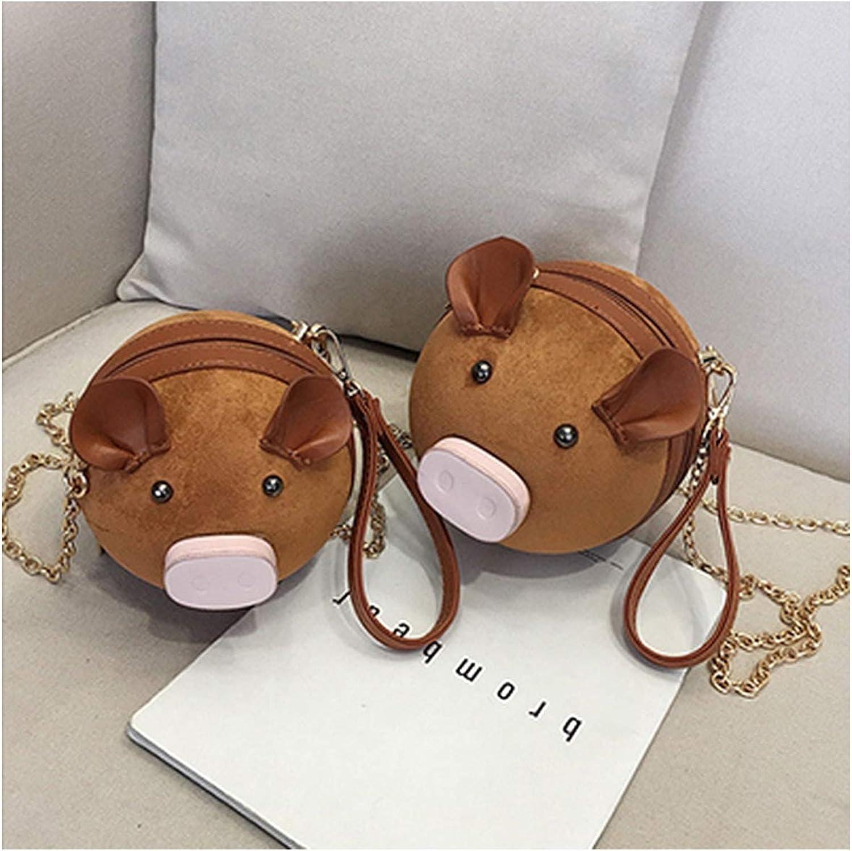 Suede Women Bag Pig Small...