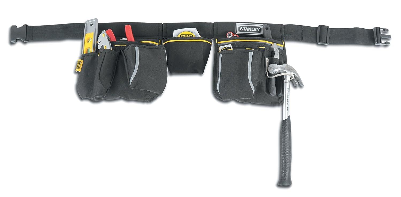 Stanley 1-96-178 Cinturó n de Herramientas herramientas-1-96-178, Negro, Amarillo