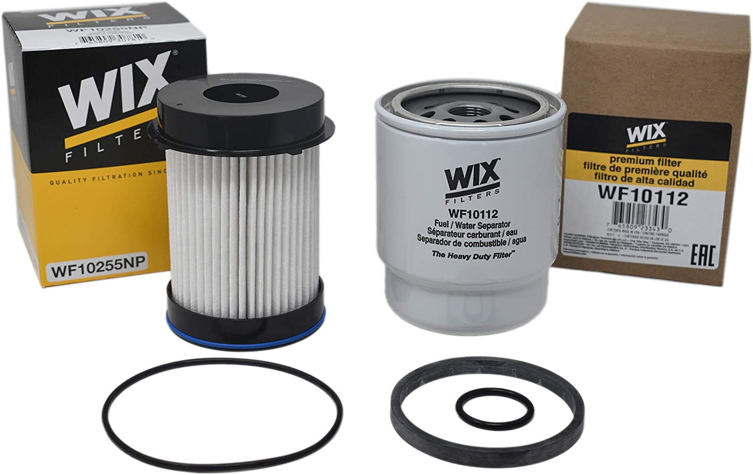 Buyer$ Lair Kit Fuel Filter & Fuel/Water Separator Set