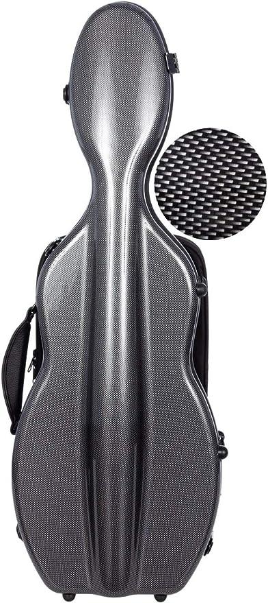 Estuche para violín fibra Ultra Light 4/4 point black M-Case: Amazon.es: Instrumentos musicales
