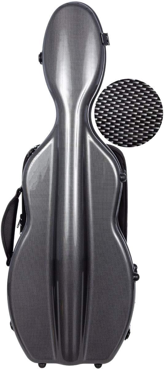 Estuche para violín fibra Ultra Light 4/4 point black M-Case ...