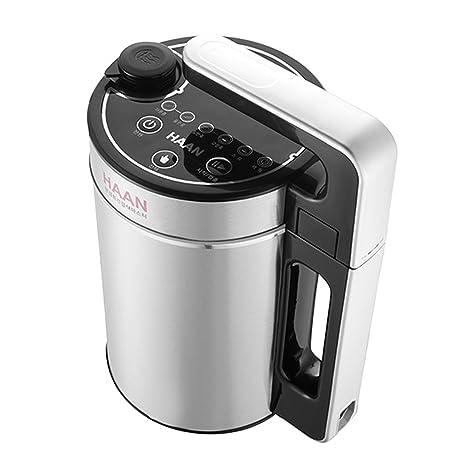 Haan Máquina de sopa de leche de soya Plata