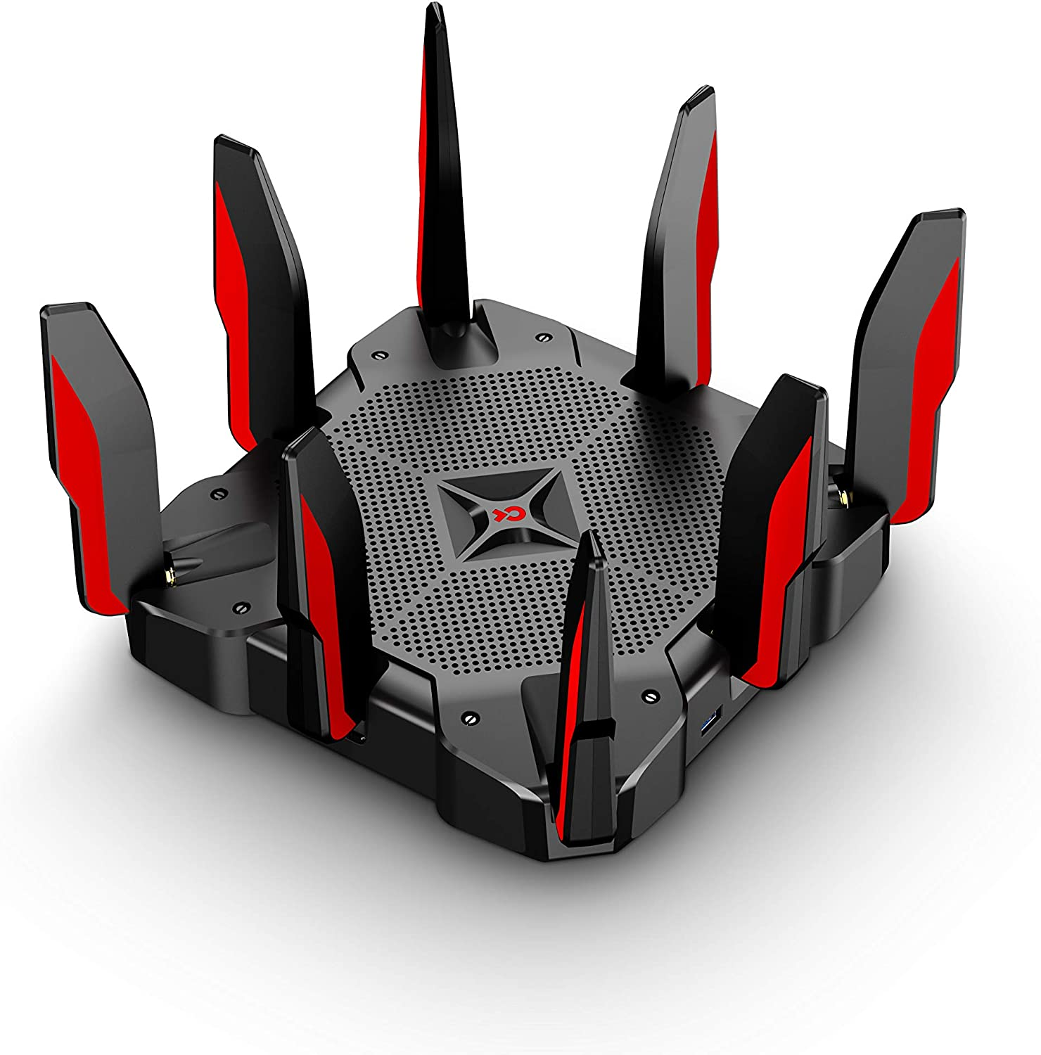 TP-LINK Archer C5400X Tri-Band Gaming Router WiFi, MU-MIMO, CPU de ...