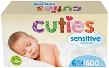 Review Cuties Complete Care Sensitive