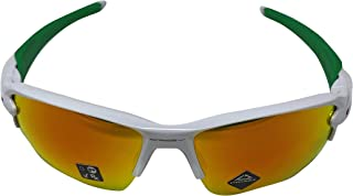 product image for Oakley Men's Flak 2.0 XL OO9188-B459 Polished White/PRIZM Ruby