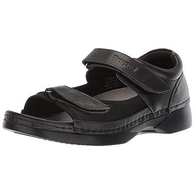 Propét Women's Pedic Walker Mary Jane Flat   Flats