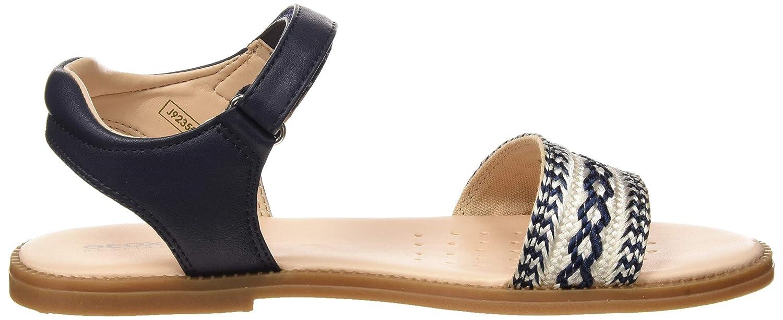 Para J Geox Sandal G Niñas Zapatos Sandalias Con Punta Abierta Karly oCdBerWx
