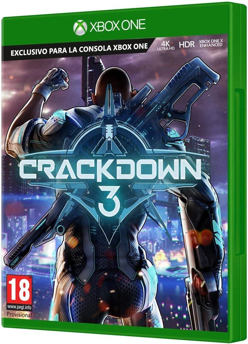 Xbox One S - Crackdown 3 + Consola 1 TB + Anthem: Legión Del Alba ...