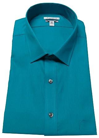 93bd5744c42 Image Unavailable. Image not available for. Color  Van Heusen Men s Flex  Collar Regular-Fit Dress Shirt ...