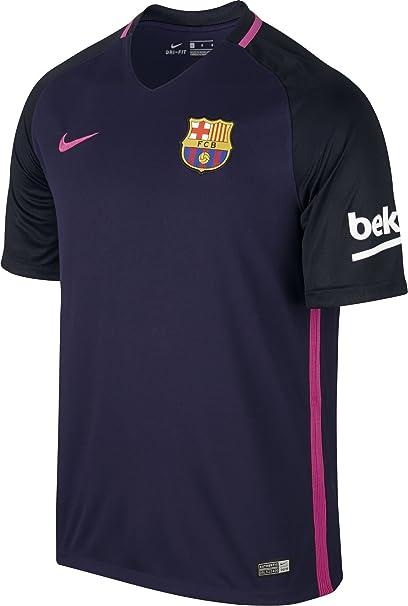Amazon Com Nike Barcelona Mens Away Jersey 2016 2017 Clothing