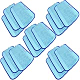 Iautomatic Microfiber 15-Pack, Pro-Clean Mopping Cloths for Braava Floor Mopping Robot 380 380T