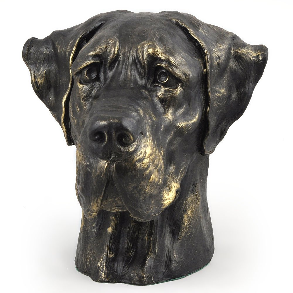 Great Dane, memorial, urn for dog's ashes, ArtDog