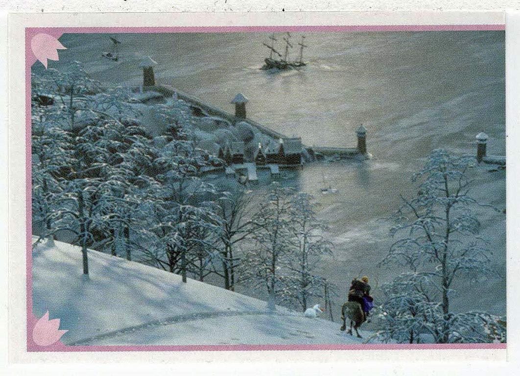 Frozen - Enchanted Moments (Trading Card/Sticker) # 132 (Base) Panini 2014