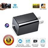Amazon Price History for:Spy camera USB Phone charger by WEMLB - 1080p HD hidden camera, WIFI Wireless wall plug USB Charger [Motion Detection, AC Adapter, Remote App Control] Nanny cam |Home, Kids, Baby, Pet monitoring cam