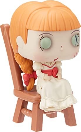 Funko- Pop Figura de Vinilo: Películas Annabelle in Chair ...
