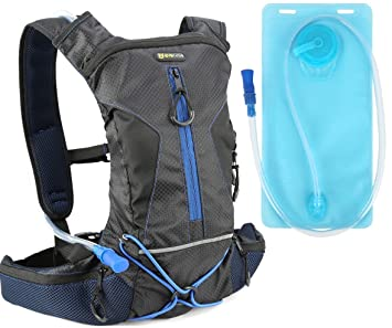 Amazon.com : Hydration Backpack, Evecase Daypack with 2 Litter ...
