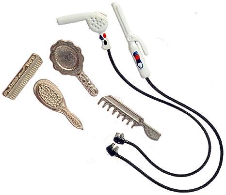 Conjunto de accesorios para el cuidado del cabello Secador Rizador de pelo Peines para Casa de