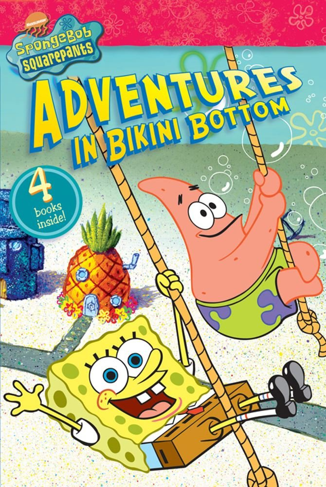 Read Online Adventures in Bikini Bottom (SpongeBob SquarePants) ebook