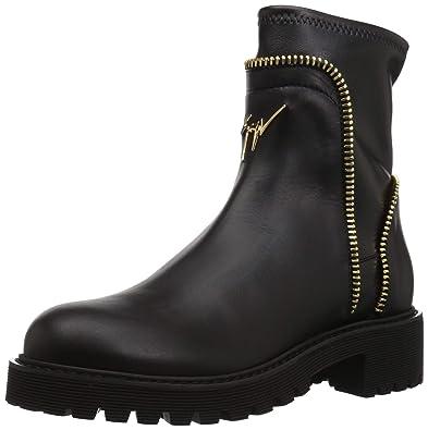 b2364f6d2ab6e Amazon.com | Giuseppe Zanotti Women's I870048 Combat Boot | Ankle ...