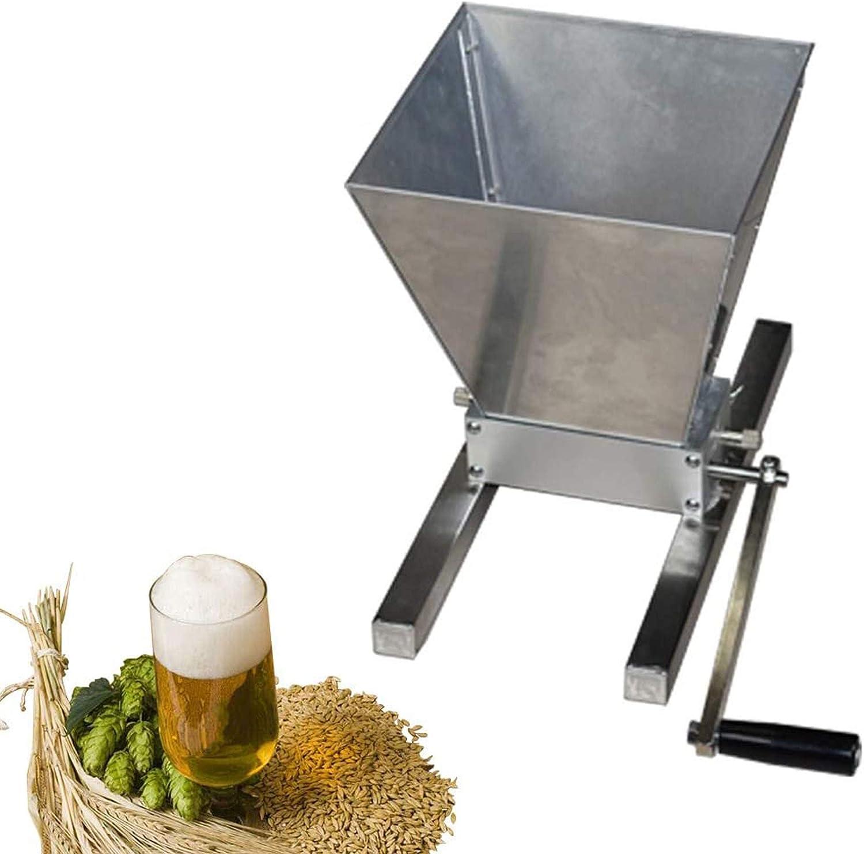 Homebrews Beer Brewing Manual Grain Crusher Machine for Grains ...