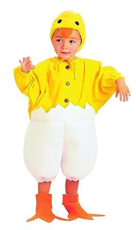 Fyasa 704878 pollo disfraz, tamaño mediano: Amazon.es: Juguetes y ...