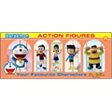 Doraemon Action figures pack of 5