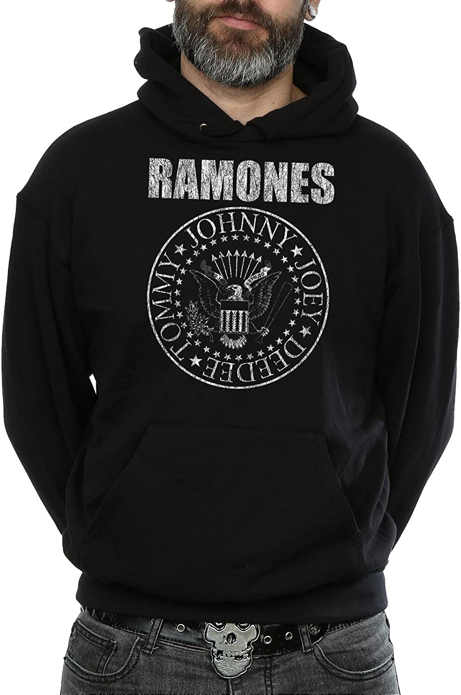 G/én/érique Ramones Homme Presidential Seal Sweat-Shirt