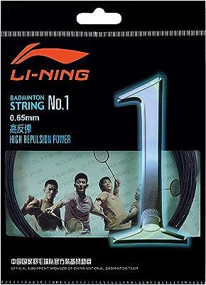 Li-Ning No.1 — Most durable badminton string