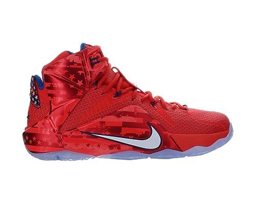 Nike Lebron XII Zapatillas de Baloncesto para Hombre: Amazon.es ...