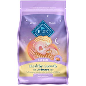 Blue Buffalo Healthy Growth Kitten Chicken