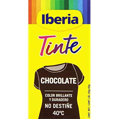 Iberia Tinte Textil Color Chocolate - 70 gr