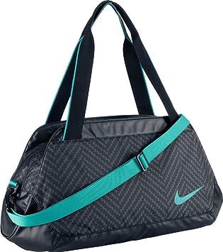 Nike Sporttasche C72 Legend 2.0 Medium, Black(Turbo Green), One Size, BA4653 003
