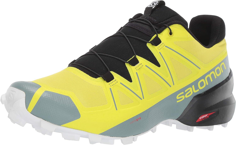Salomon Speedcross 5 - Zapatillas de Running para Hombre, Color ...