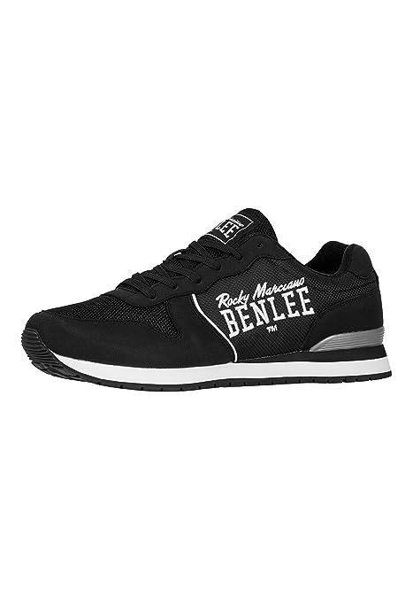 Benlee Chaussures De Boxe Rocky Marciano Pour Les Hommes, Couleur Noire, Taille 42