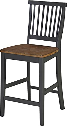 Americana Gray Counter Stool by Home Styles