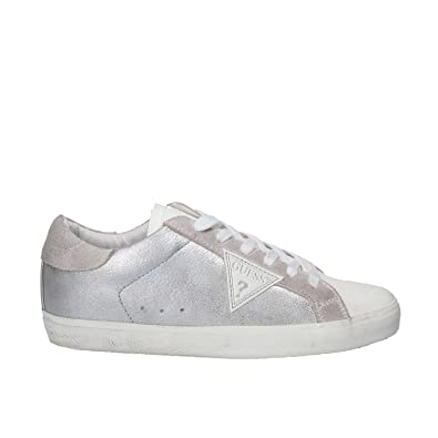 Guess Sneakers Femme SILVER FP92b3U