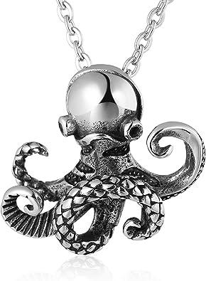 collier gothique pour homme