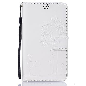 Guran® Funda de Cuero Para LG G4 Stylus / G Stylo LS770 Smartphone ...