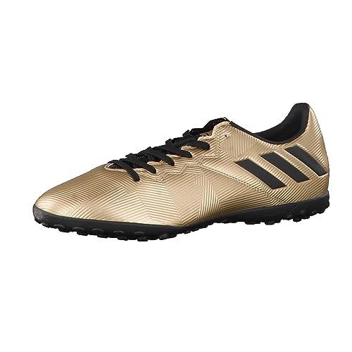cheap for discount 64032 29ba4 Adidas Tenis DE Futbol Caballero BB2645 SIMIPIEL Oro 26-28 28.5