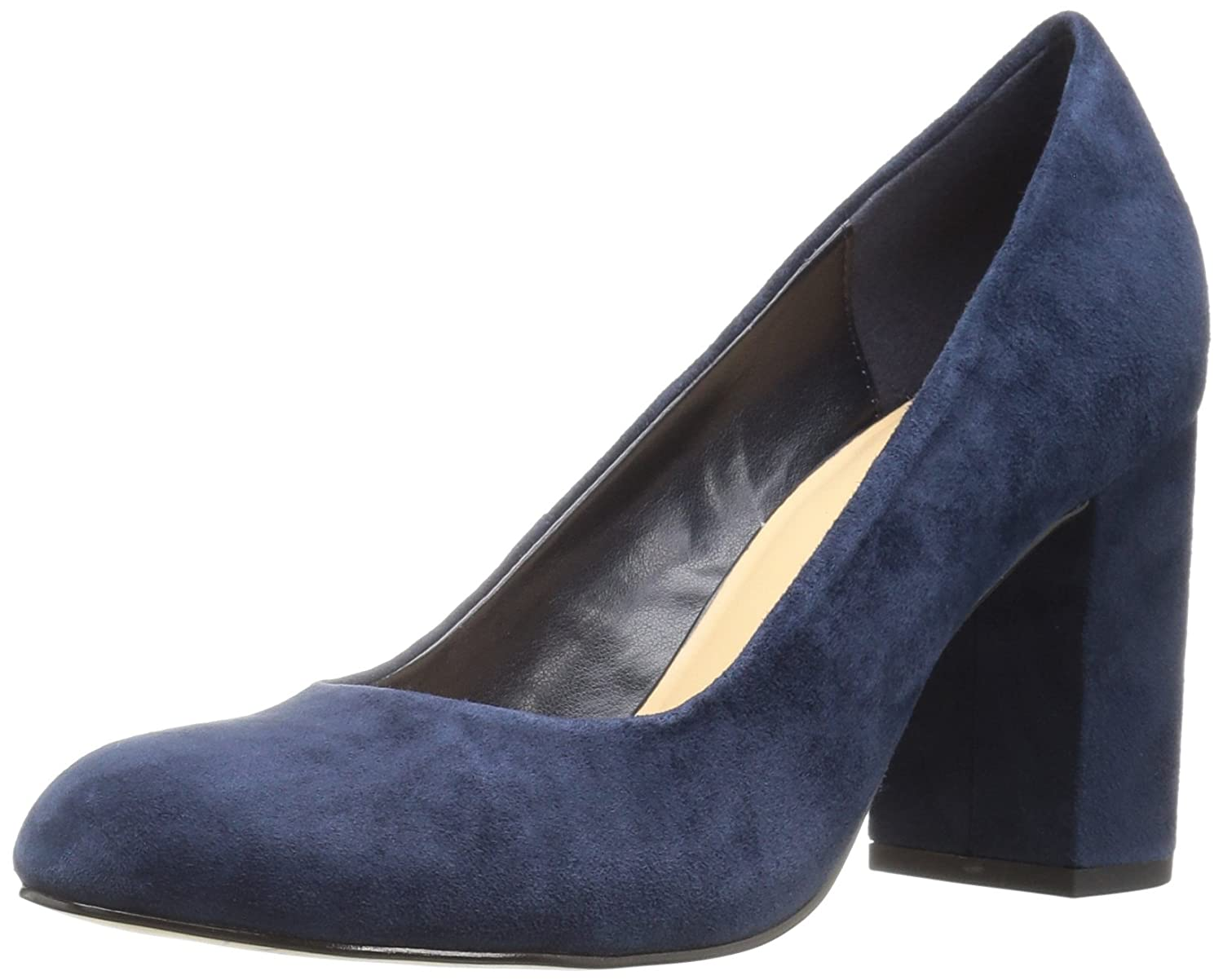 Bella Vita Women's Nara Dress Pump B01ED2R9FE 7 E US|Navy Kid Suede