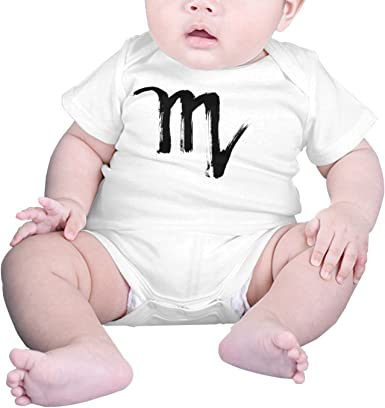 M2VIK9 Baby Romper Short Sleeve Clothes Jumpsuit Cosmic Inside Bodysuit Playsuit Outfits