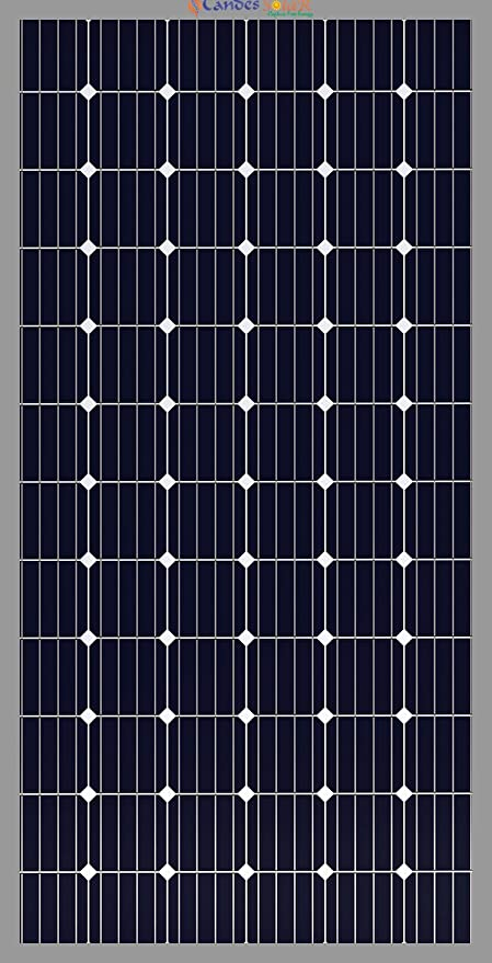 Candes Solar Energy Module/Solar Panel 40W (Size: 680 * 560 * 45mm,Capacity 40W)