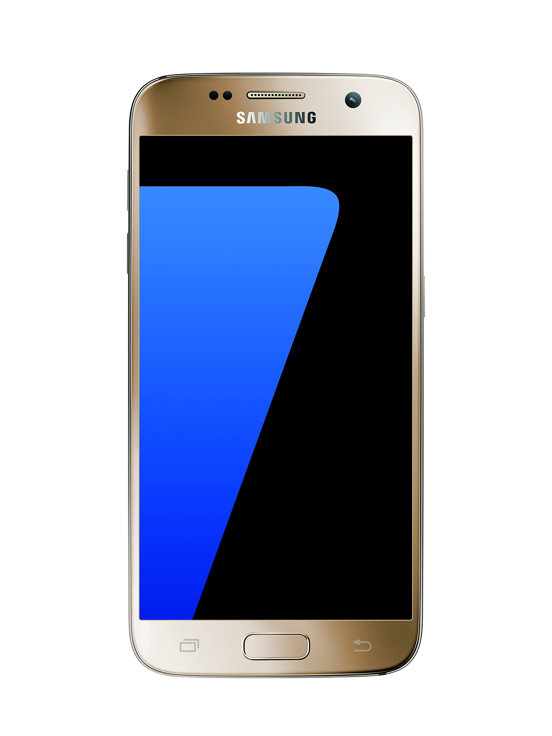 Samsung Galaxy S7 32GB Unlocked (Verizon Wireless) - Gold by Samsung