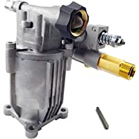 Pressure Washer Pumps Replacement 2800 Psi 2.5GPM Power Washer Pump - Horizontal Pump with 3/4″ Shaft M22 Connectors Include Keyway