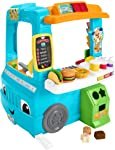 Fisher-Price Laugh & Learn Servin' Up Fun Food Truck [English]