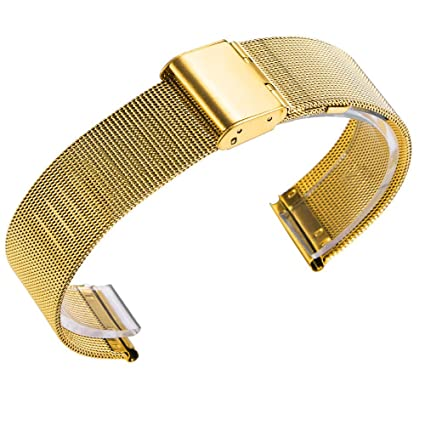 Amazon.com: Cywulin Milanese Bands for Huami Amazfit Bip ...