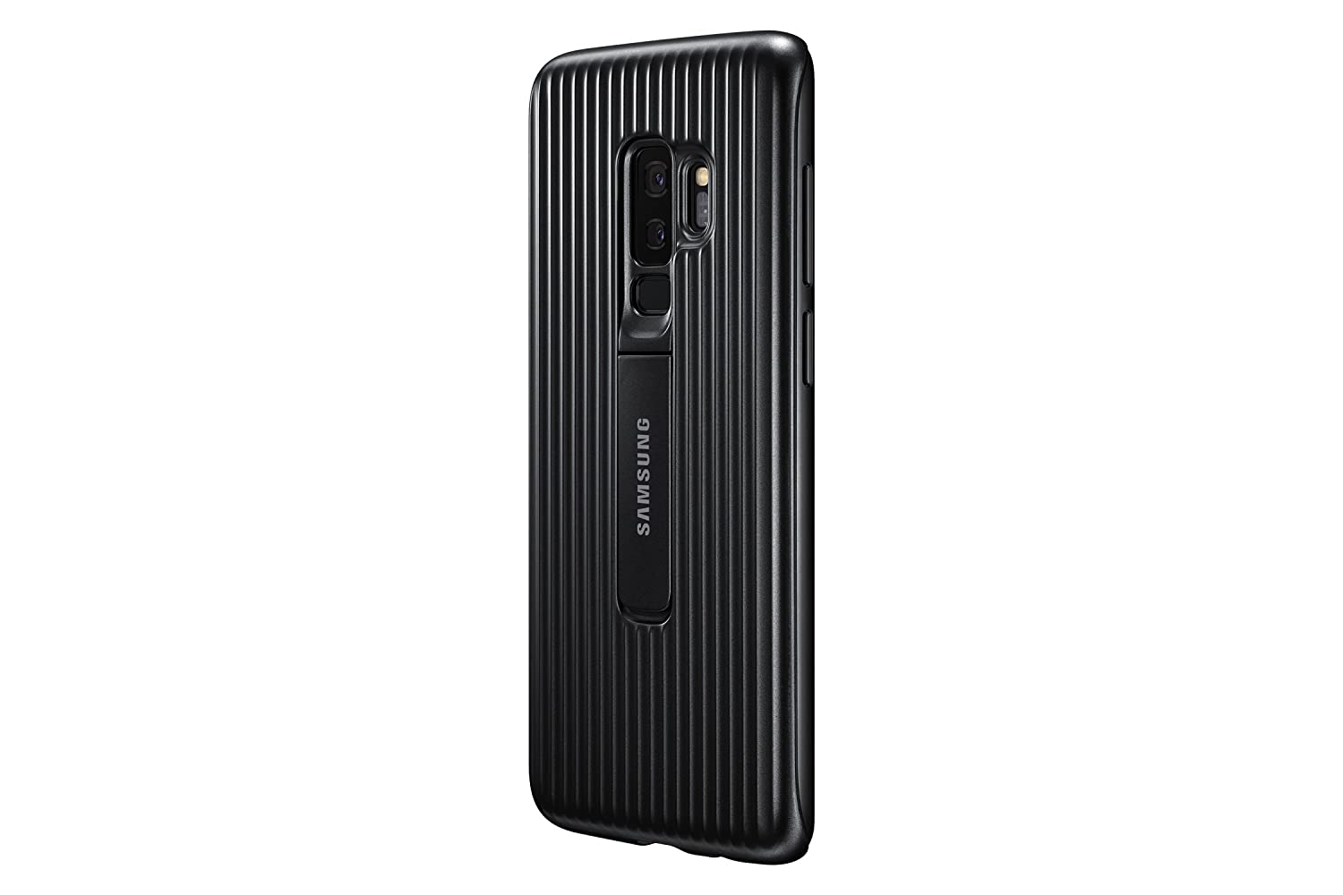 new product 6ae44 d97a9 Samsung Galaxy S9+ Protective Standing Cover, Black (EF-RG965CBEGCA)  [Canadian Version]