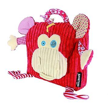 429ae71b621 Les Deglingos Bogos the Monkey Backpack: Amazon.co.uk: Toys & Games