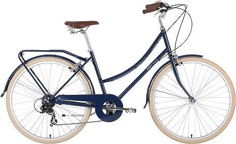 BOBBIN Brownie Bicicleta Urbana, Mujer, Azul (Blueberry), 35: Amazon.es: Deportes y aire libre