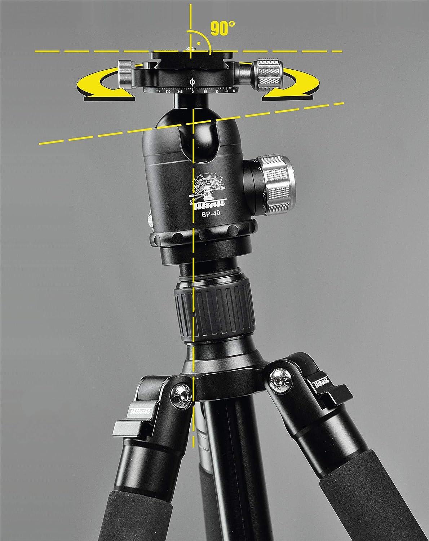Tiltall Kugelkopf BP-40 mit zustzlicher Panorama-Plattform ...